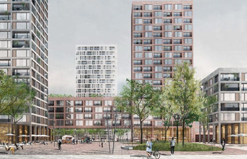 Quartier Gehrenseestraße / Wollenberger Straße